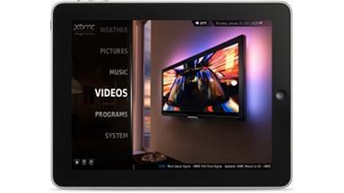 XBMC on iPad