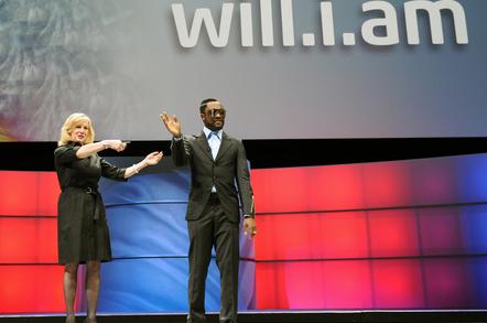 will.i.am named Intel 'director of creative innovation'
