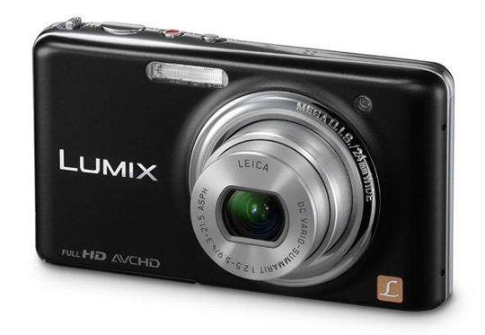 Panasonic DMC-FX77