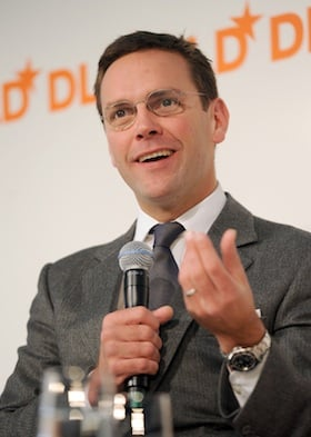 James Murdoch (Hubert Burda Media)