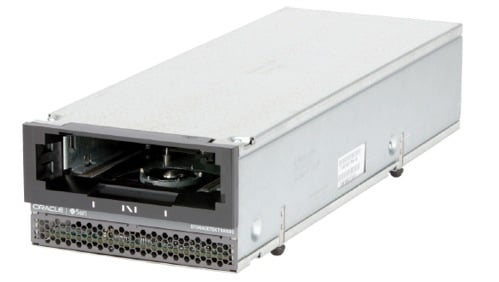 Oracle T1000 C tape drive