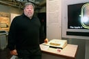 Woz with Apple II
