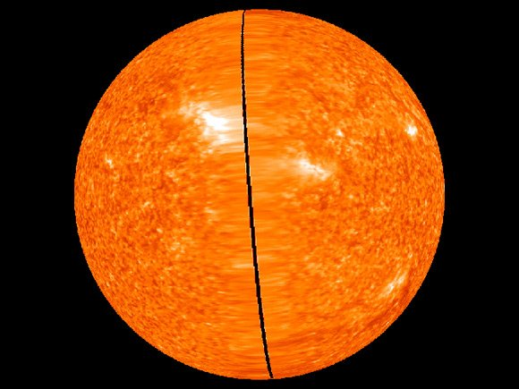 STEREO image of the Sun. Pic: NASA