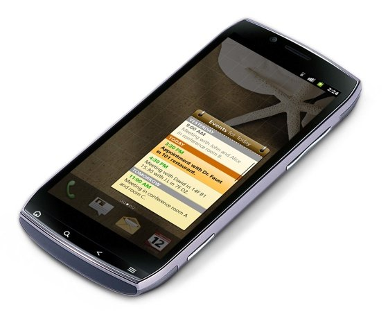 Acer unveils big-screen smartphone • The Register