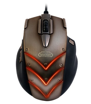 Steelseries WoW Cataclysm Mouse