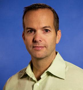David Girouard, president of Google's Enterprise business