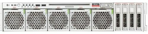 Oracle Netra T3-1 rack server