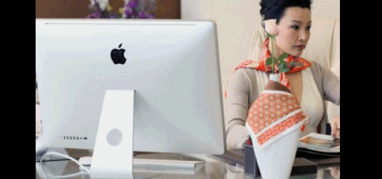 Apple product placement