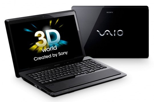 Sony debuts 3D laptop The Register : sonyvaiofseries1 from www.theregister.co.uk size 540 x 357 jpeg 39kB