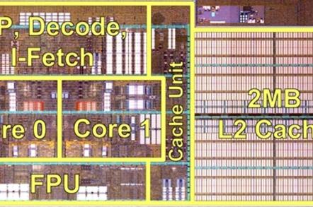 AMD Bulldozer core module