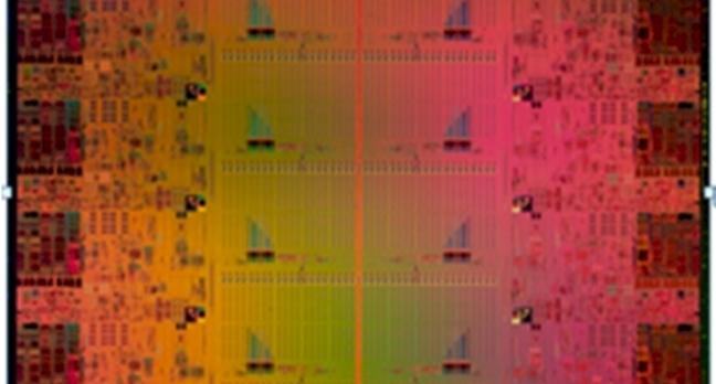 Intel Sandy Bridge Xeon