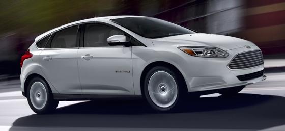 Ford e-Focus