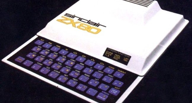 Sinclair Research ZX80