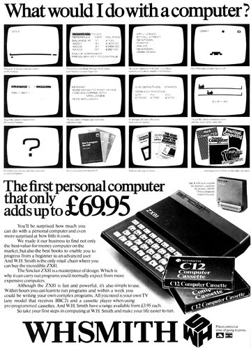 Sinclair Research ZX81
