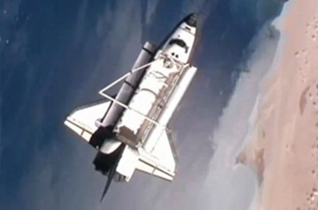 icicle teacher in space shuttle - photo #5