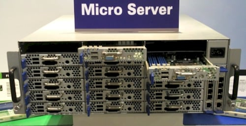 Tyan Micro Server chassis