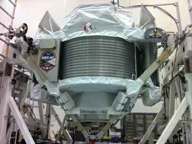 The AMS. Pic: NASA