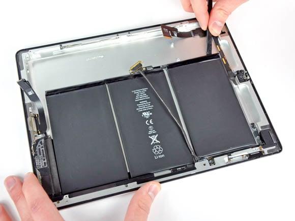 Apple iPad 2 batteries