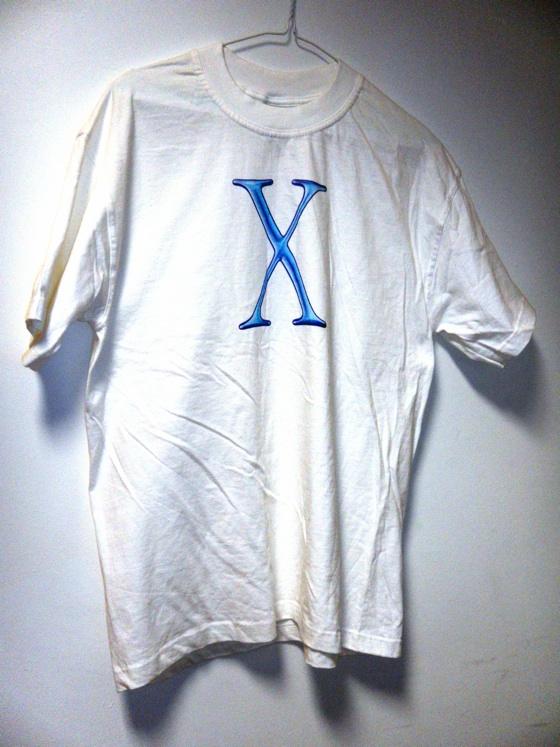Mac OS X T-shirt