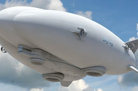 First rigid airship since the Hindenburg cleared for outdoor flight