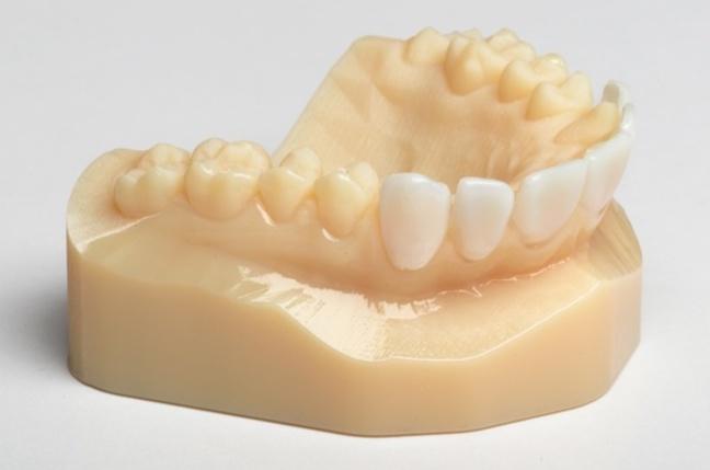Printed teeth