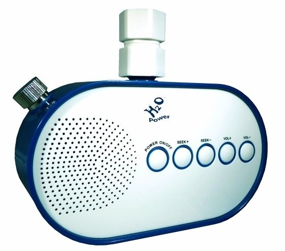 H2O Shower Radio