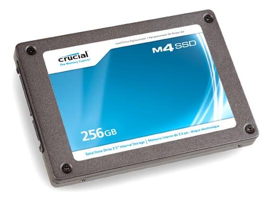 Crucial M4 SSD Treiber