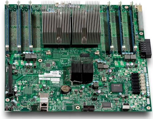 Facebook Open Compute Intel mobo