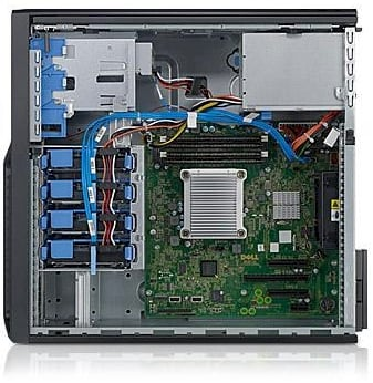 Dell PowerEdge T110 II server internal