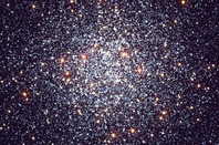 The M55 star cluster