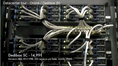 Dell micro server Online.net