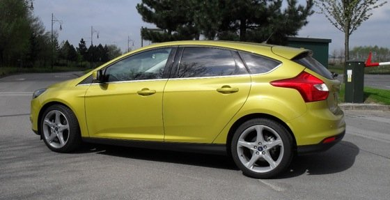 Ford Focus 3G