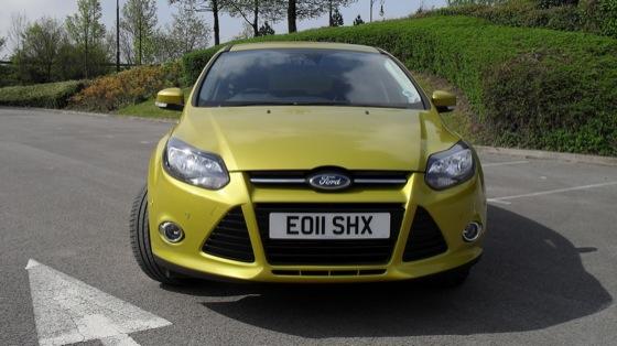 Ford Focus 3G