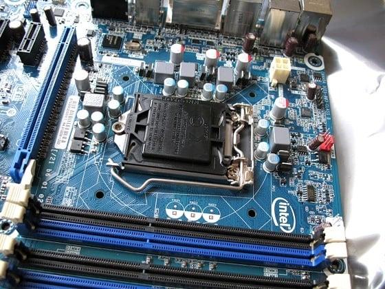 Intel DH67GD