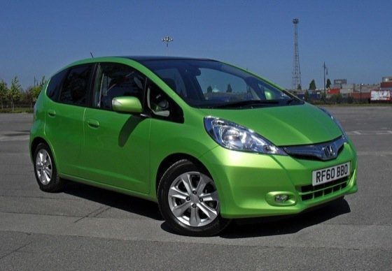 Honda Jazz Hybrid The Register