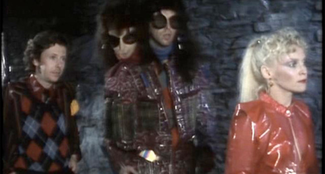 Peril Sensitive Sunglasses - Hitchhiker's Guide to the Galaxy