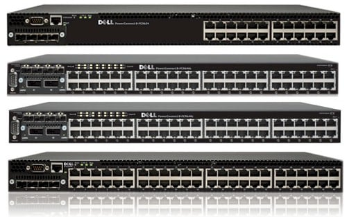 Dell PowerConnect B-FCX(s) switches