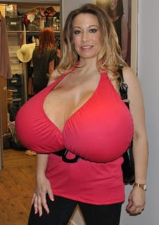 Chelsea Charms. Pic from This Morning Facebook page