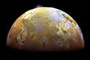 NASA image of Io