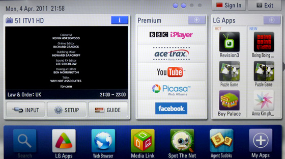 how to delete recordings on lg smart tv time machine
