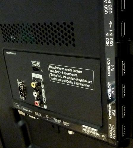LG 42 LW650T
