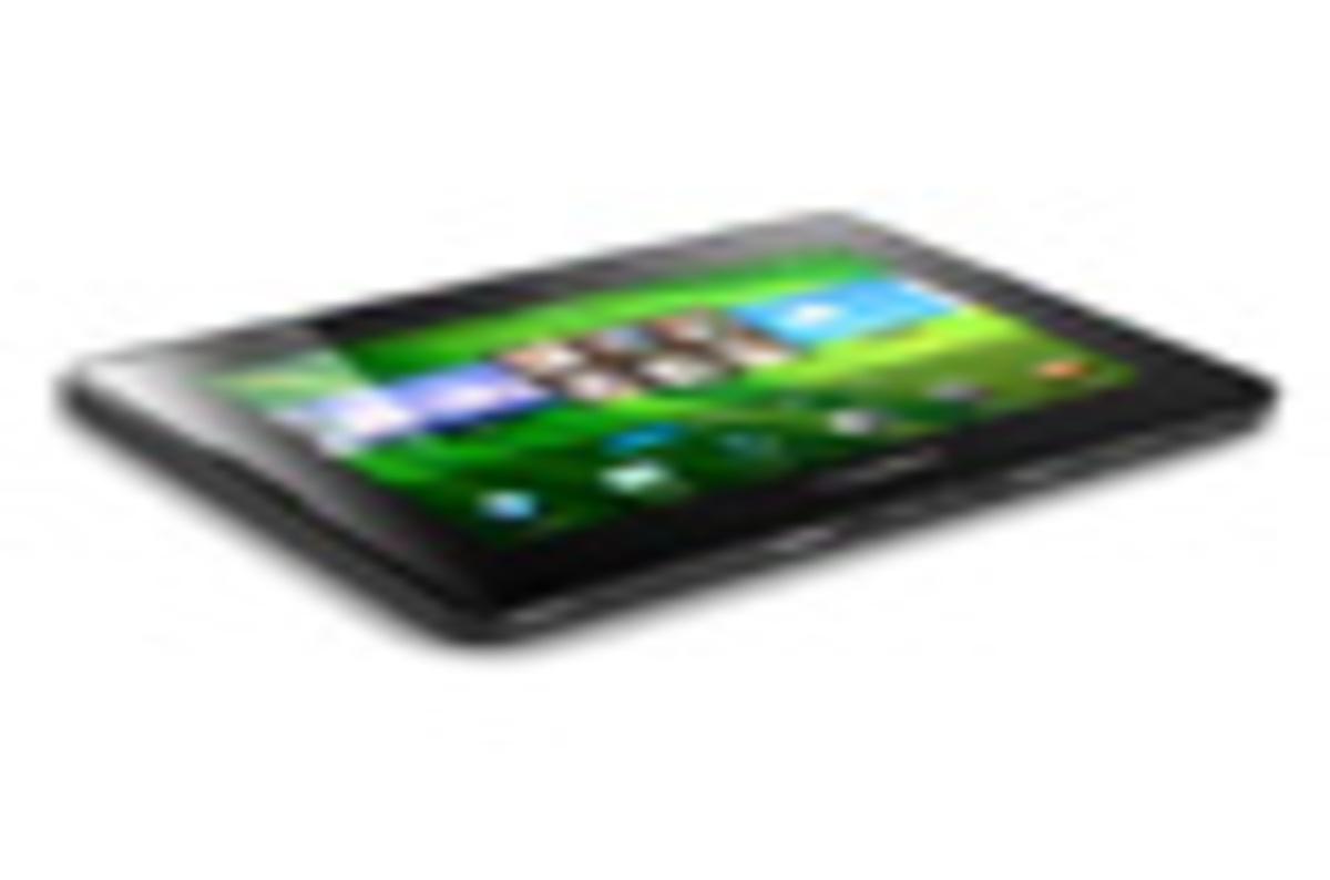 Rim Blackberry Playbook 7in Tablet The Register