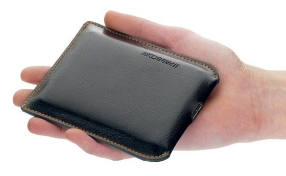 Freecom Mobile Drive XXS Leather