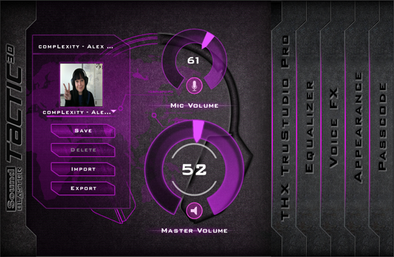 Creative Sound Blaster Tactic 3D Sigma