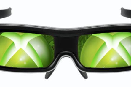 Xbox in 3D