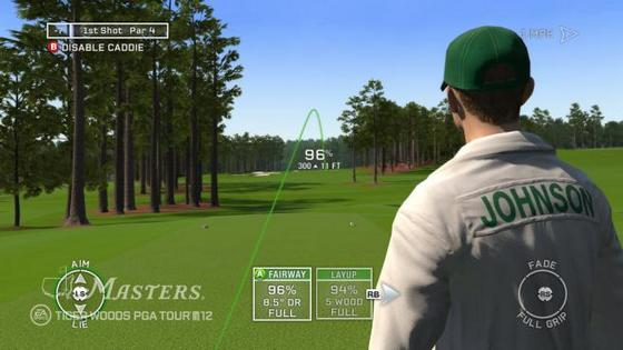 Tiger Woods PGA Tour 2012 Masters