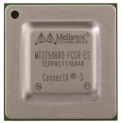 Mellanox ConnectX-3 chip