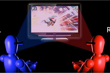 Sony PlayStation 3DTV