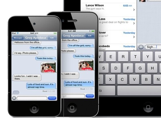 how to get imessage with icloud