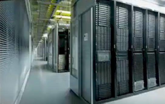 Apple Maiden data center servers
